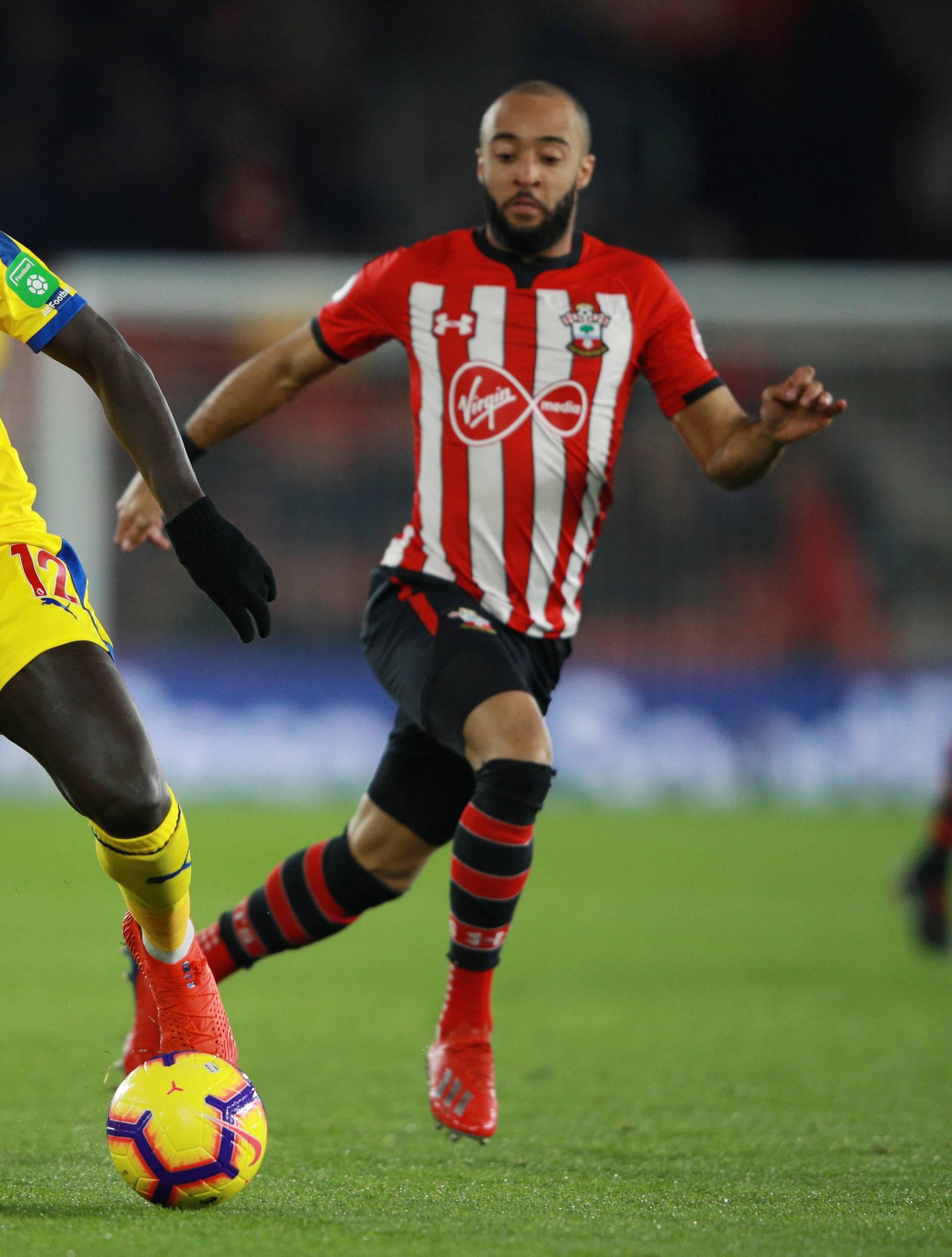 Premier League - Southampton v Crystal Palace