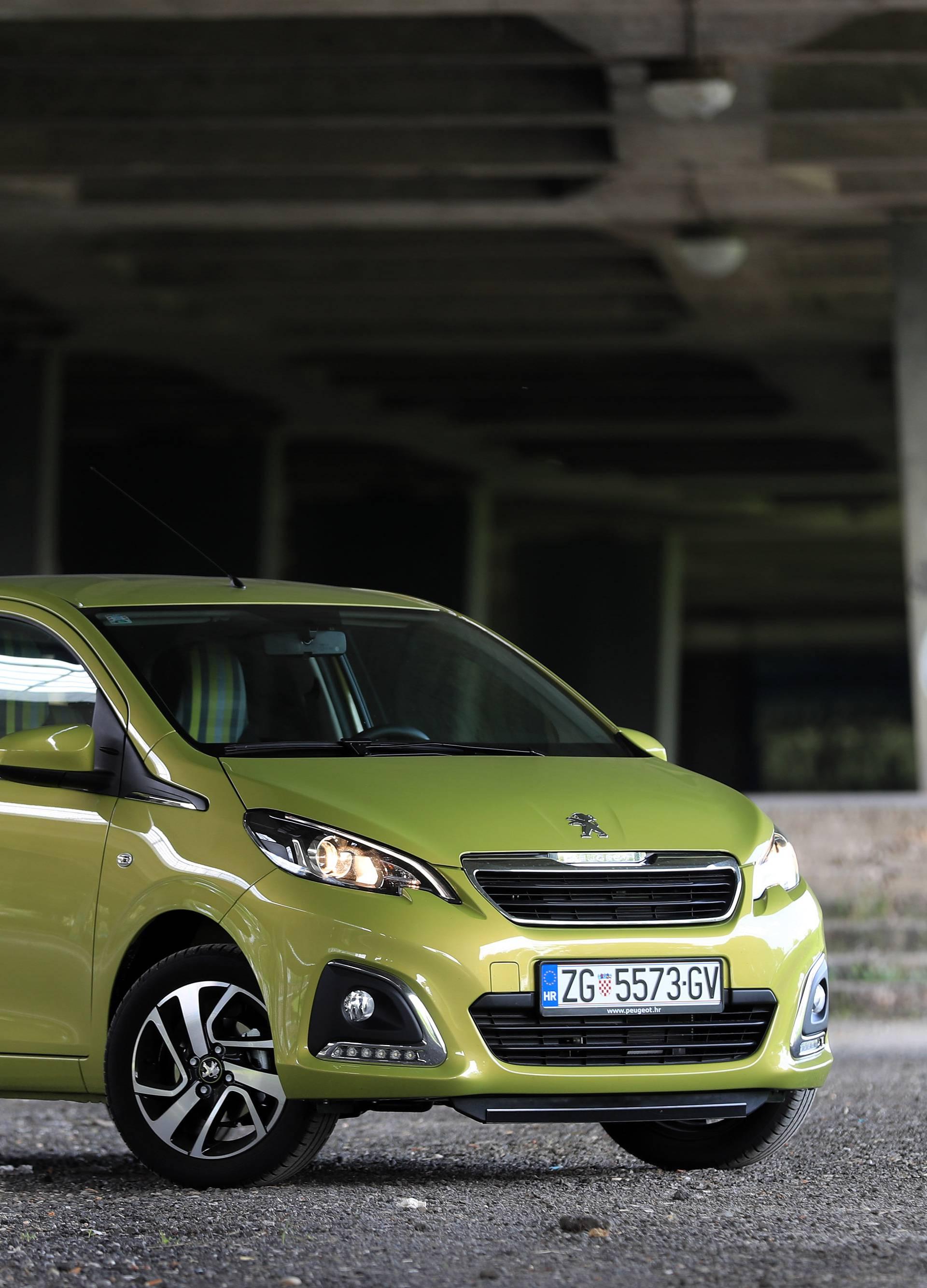 Test Peugeota 108: Neuništivi mali auto i dalje u sjajnoj formi