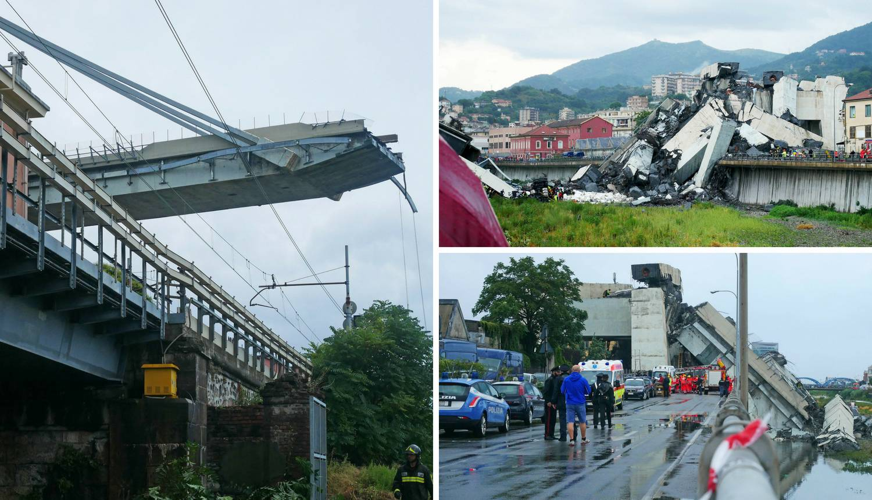 Poznati talijanski arhitekt ima novi plan za vijadukt u Genovi