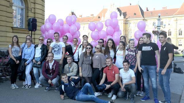 Prevencija raka dojke: Obilježili Dan ružičaste vrpce po 17. put