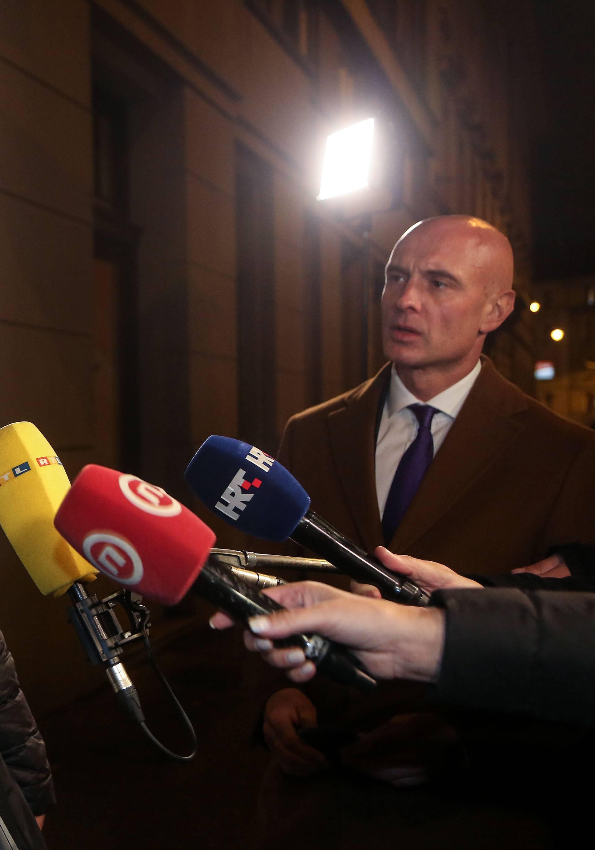 Vrdoljak: Postane li Kovač novi šef HDZ-a, HNS izlazi iz Vlade