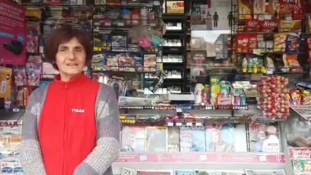 Prodavačica Mira: 'Sanjala sam da sam našla bicikl, ali kad sam došla na posao nije ga bilo'