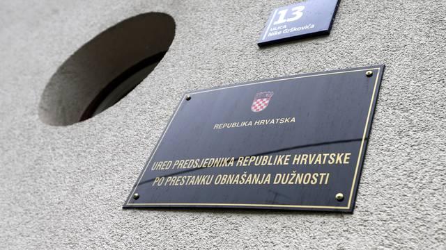 Stjepan Mesić je iselio iz vile, preuzelo ju je Ministarstvo