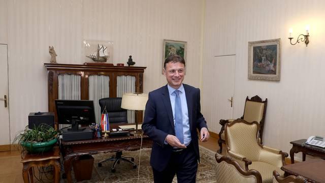 Jandroković, novi šef Sabora: 'Valjda je ovako trebalo biti...'