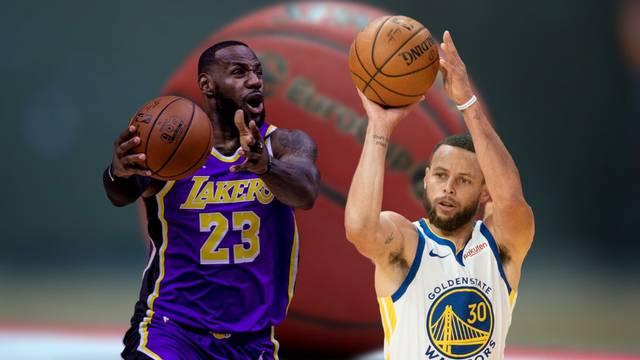 Kako fukcionira NBA play-in? Ljutiti LeBron očekuje Curryja