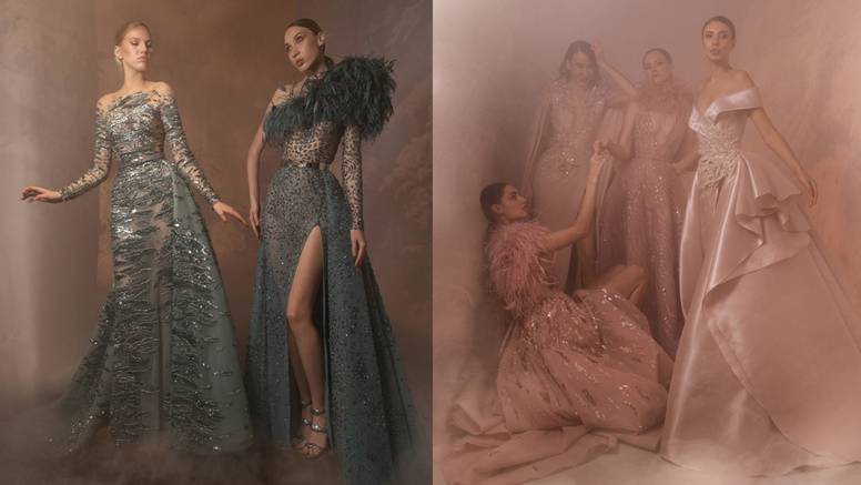 Zuhair Murad osmislio je nove modne snove: Raskoš glamura i ženstvenosti za prave dive