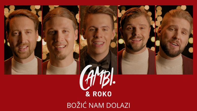 CAMBI. i Roko pjevaju o Božiću i stavljaju točku na sve poraze...