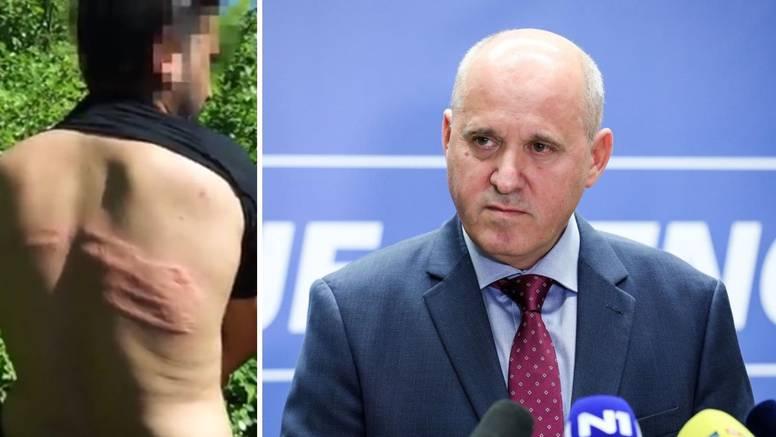 HDZ-ovac Branko Bačić o snimci na kojoj mlate migrante: 'Treba vidjeti jesu li pružali otpor'