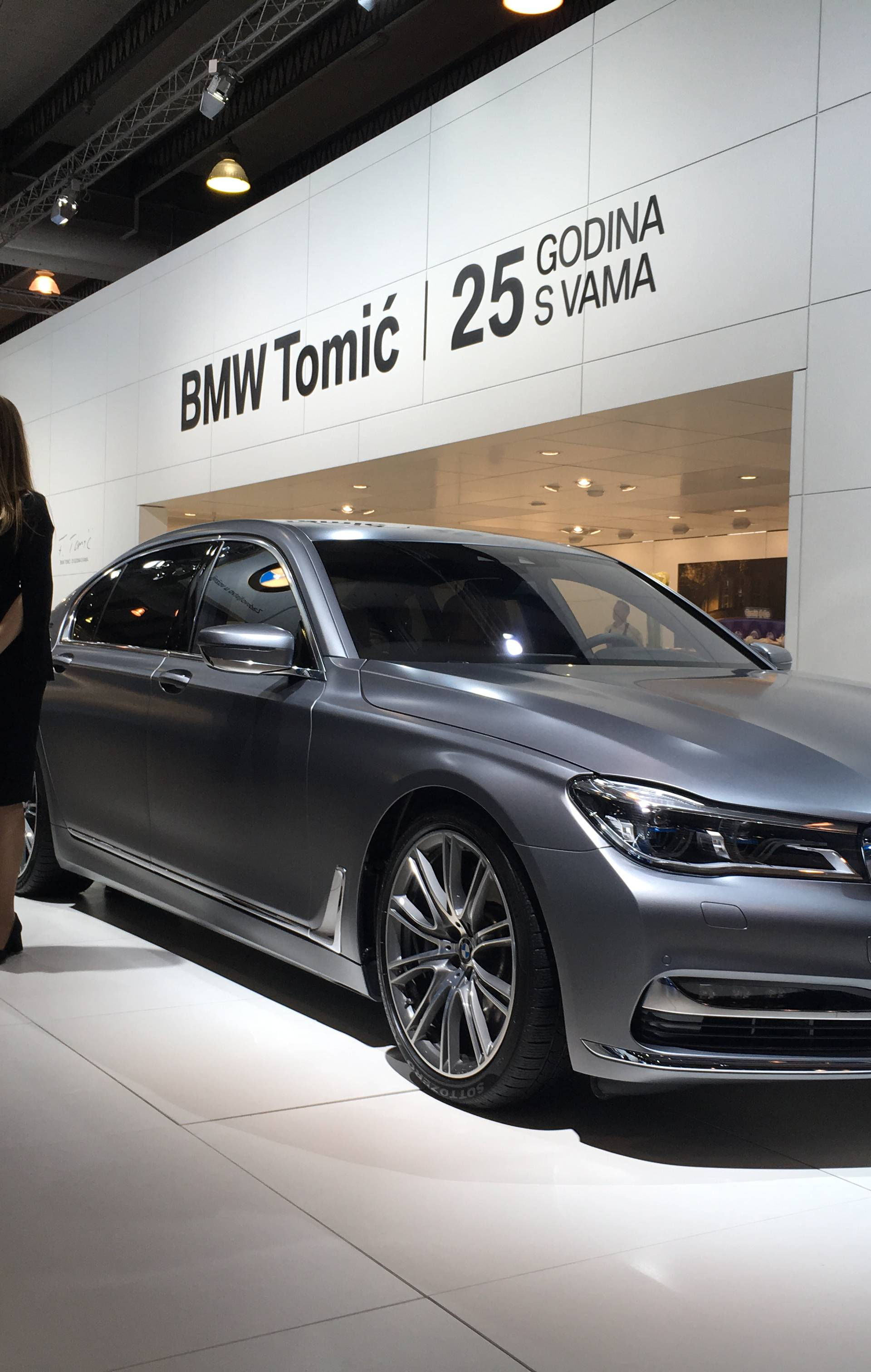 BMW od 2,2 milijuna kn jedan od najskupljih na Auto Showu