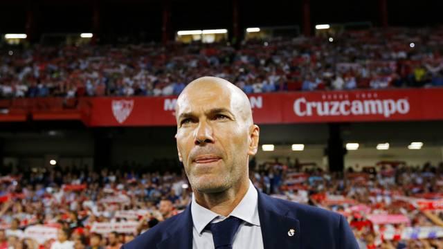 La Liga Santander - Sevilla v Real Madrid
