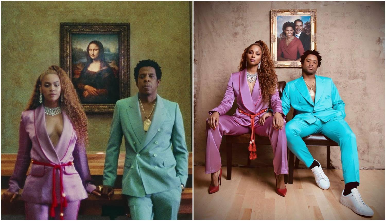 Ciara i suprug Russell kopirali Beyonce i Jay Z-a: 'Čudo ste'