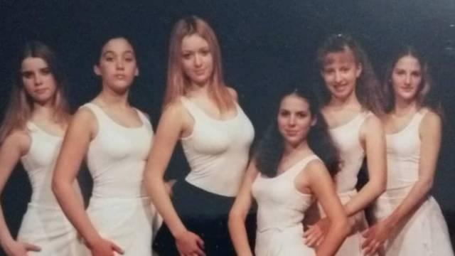 Lidija Bačić pokazala je fotku iz djetinjstva: 'Nisam imala ni 15'