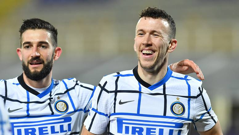 Inter pregazio Udinese za kraj, a Perišić zabio fantastičan gol