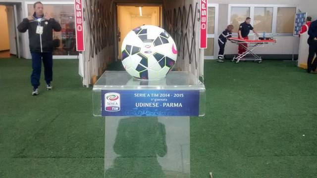 Twitter/Udinese Calcio