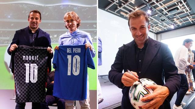 Del Piero za 24sata: Za Hrvate me vežu brojne lijepe uspomene