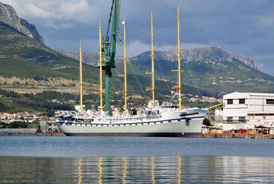 Nenadani problem: Brodosplit je izgubio brod za Guinnessa?