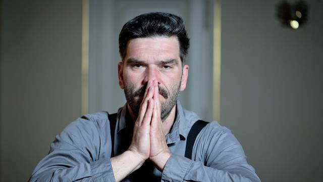 Šećem Beogradom, a čovjek mi priđe i kaže: 'Čestitam, bili ste božanstveni Ante Pavelić!'