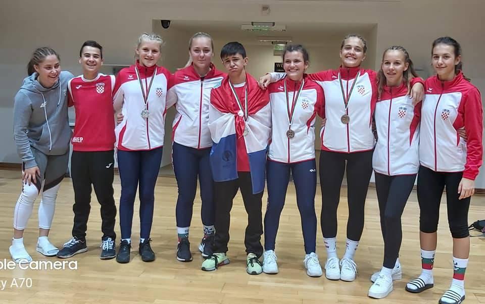Iva Gerić je prvakinja Balkana, Vilk i Osmanović viceprvaci