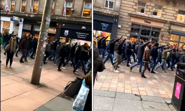 Fašizam na ulicama Glasgowa: Skandalozni Lazijevi navijači