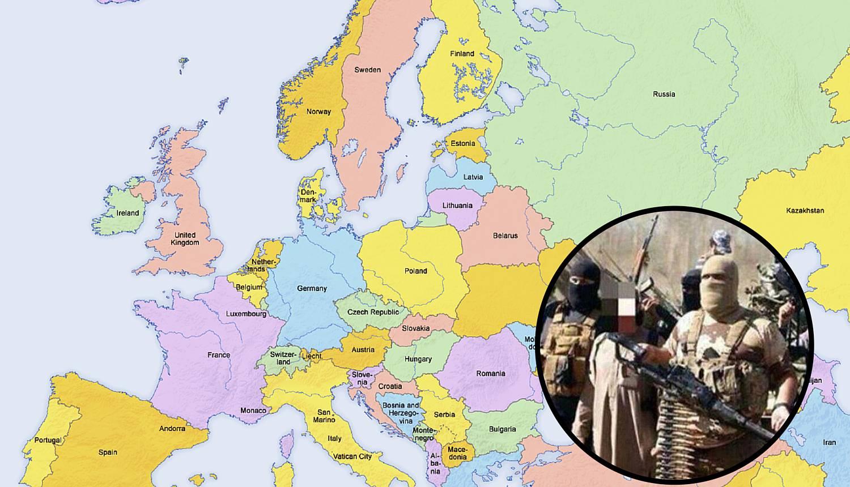 Zašto je Europa  glavna meta terorista? Postoji 5 razloga...