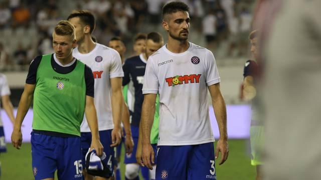 Otkazali trening! Hajdukovci na sastanku s predsjednikom...