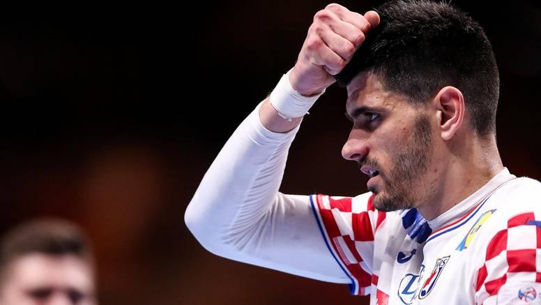 Nesretni Luka! Stepančić se opet ozlijedio, ne igra kvalifikacije za OI: Stradala je Ahilova tetiva...