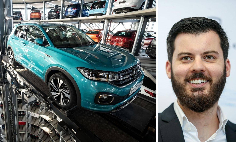 Rimac o Volkswagenu: Otvorili smo kanal Vlade i jakih igrača