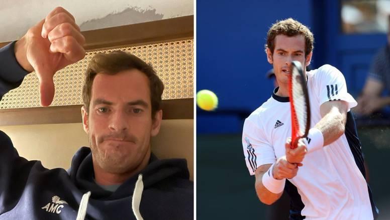 Murrayu ukrali tenisice, ali i vjenčani prsten uoči turnira...