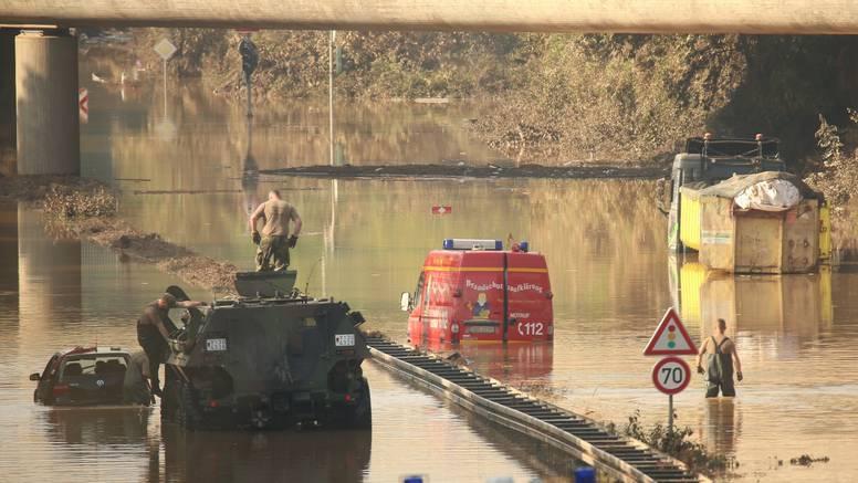 Štete od poplava u Njemačkoj doseći će 26 milijardi eura