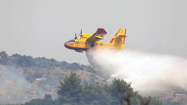 Kod Prgometa je izgorjelo 20 hektara trave i niskog raslinja