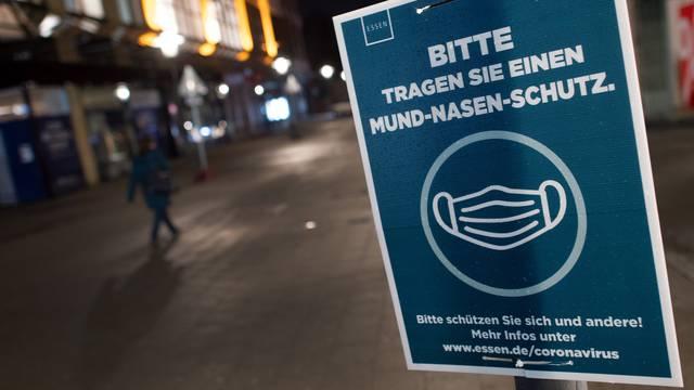 Njemačka policija prekinula misu: 'Okupilo se 88 ljudi i 10 djece, nisu poštivali mjere'