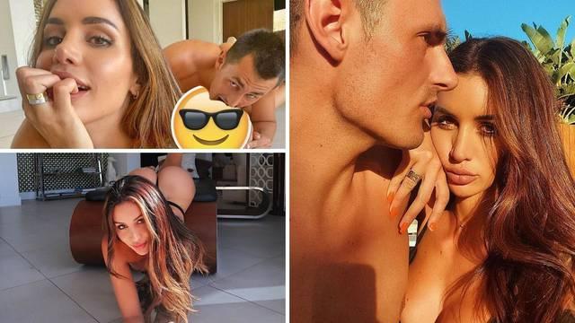 Pornozvijezda o fotografiji s Tomićem: On je htio završiti na toj stranici, bila je njegova ideja
