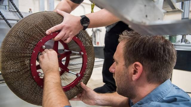 NASA ponovno izmislila kotač: Inspirirali su ih viteški oklopi