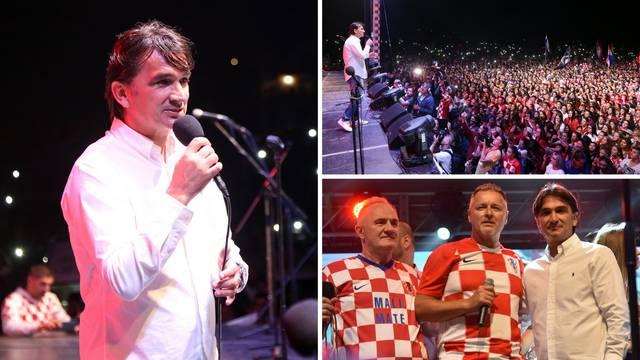 Emotivni Dalić: 'Hvala vam na sreći i ponosu, moja ste snaga'