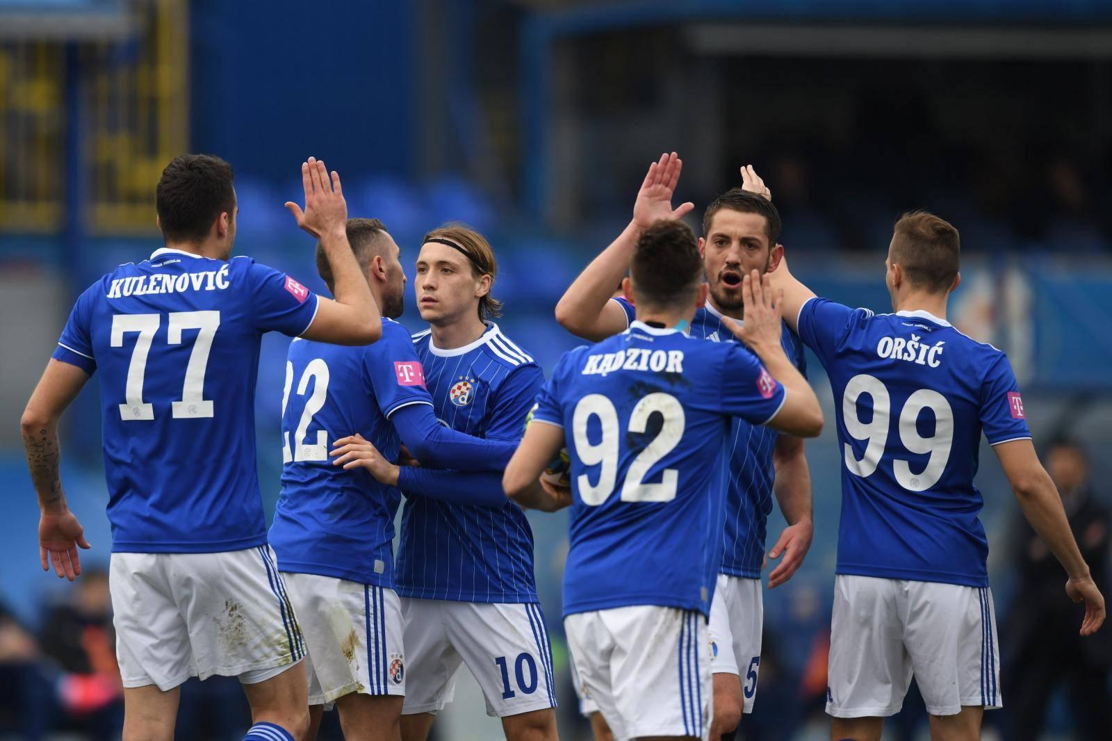 Dinamo nastavio tradiciju: Žuti 25 godina nisu pobijedili modre