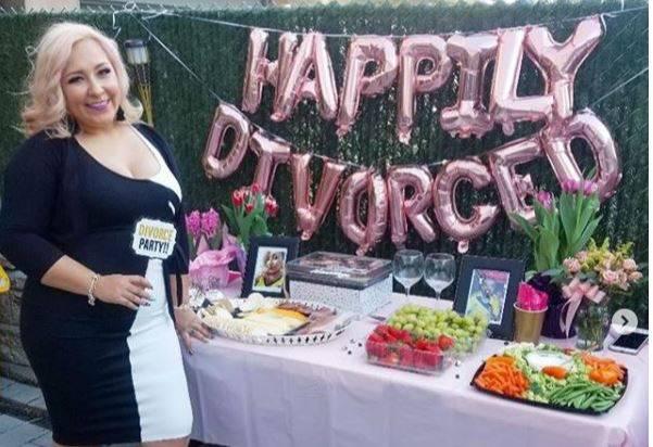 Godinama dokazivala da nema muža, a onda proslavila razvod