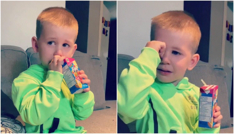 Ovo je preslatko: Dječak (5) se rasplakao kad je shvatio da neće zauvijek živjeti s mamom