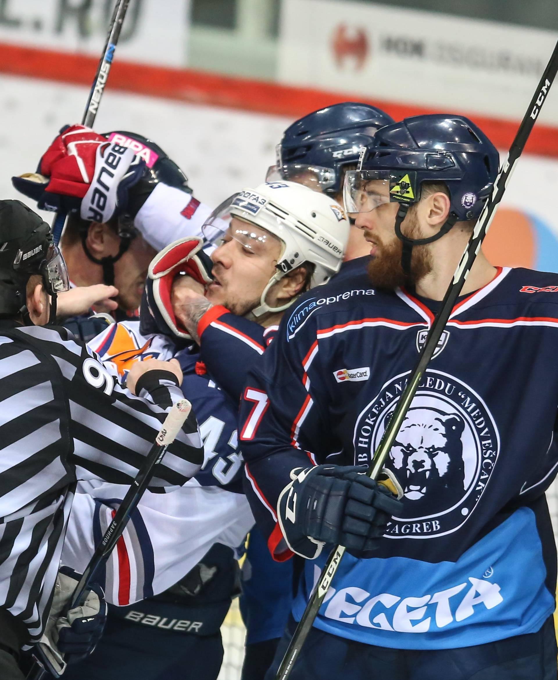 KHL Medvescak - Metallurg Magnitogorsk
