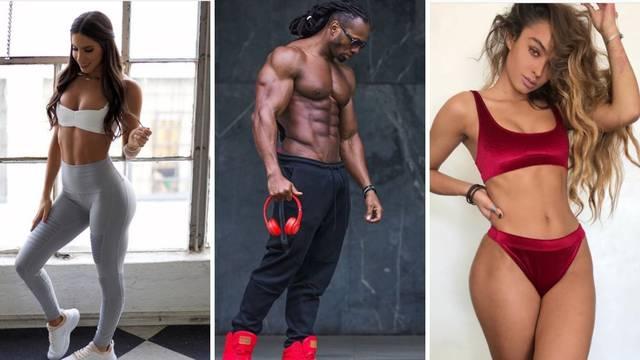 Imaju li oni najbolja tijela na svijetu? 10 fit modela inspiriraju