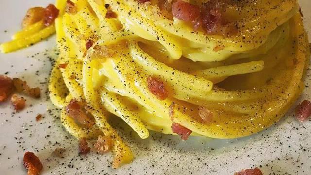 Talijanski kuhar: Ovo je jedini recept za orginalnu carbonaru!