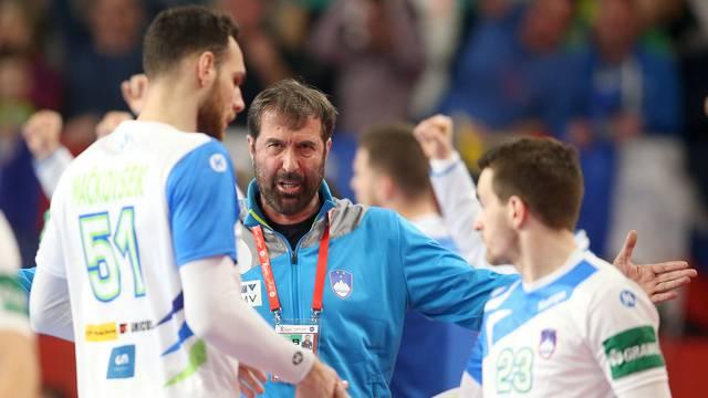 EHF EURO, Slovenija - Spanjolska