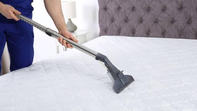 Grinje vole posteljinu, madrace i tepihe: Usisavajte i prozračujte