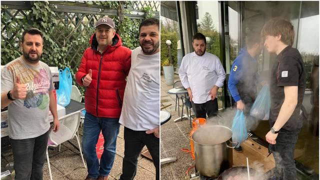 Chef kuha doma za Petrinju: Nudimo ono što najbolje znamo