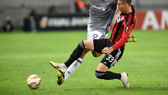 Europa League - Group Stage - Group D - Spartak Trnava v Anderlecht