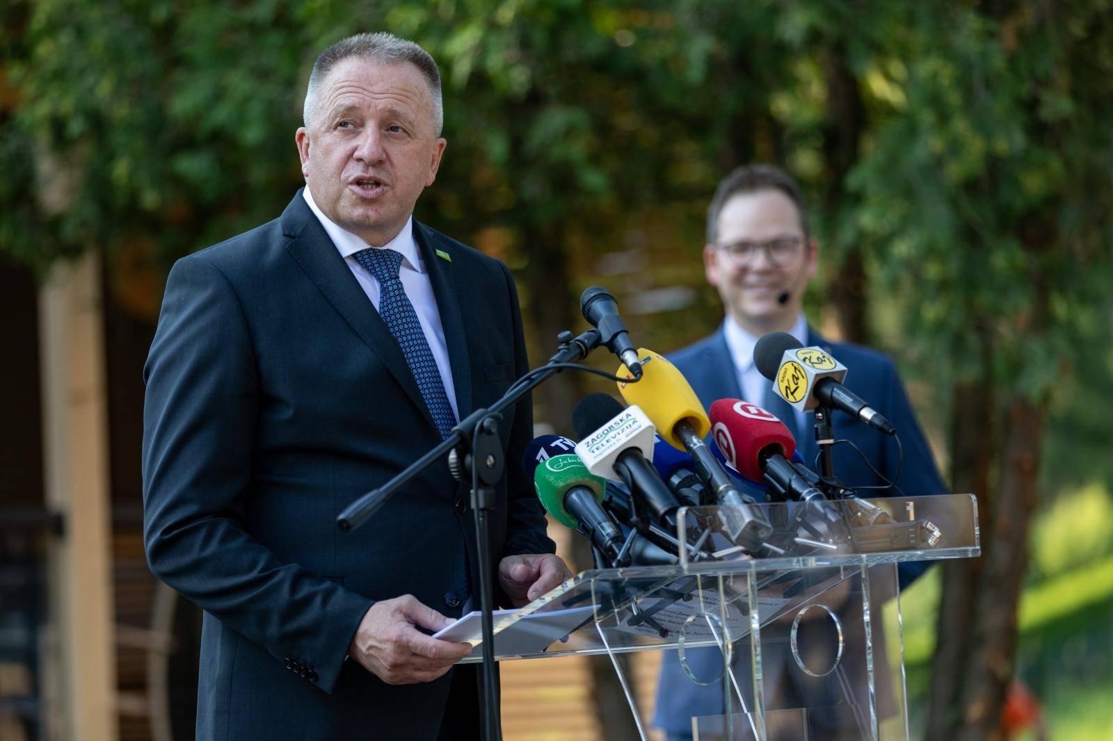 Predsjednik Zoran Milanović sudjelovao na službenom otvaranju Glamping villagea Termi Tuhelj