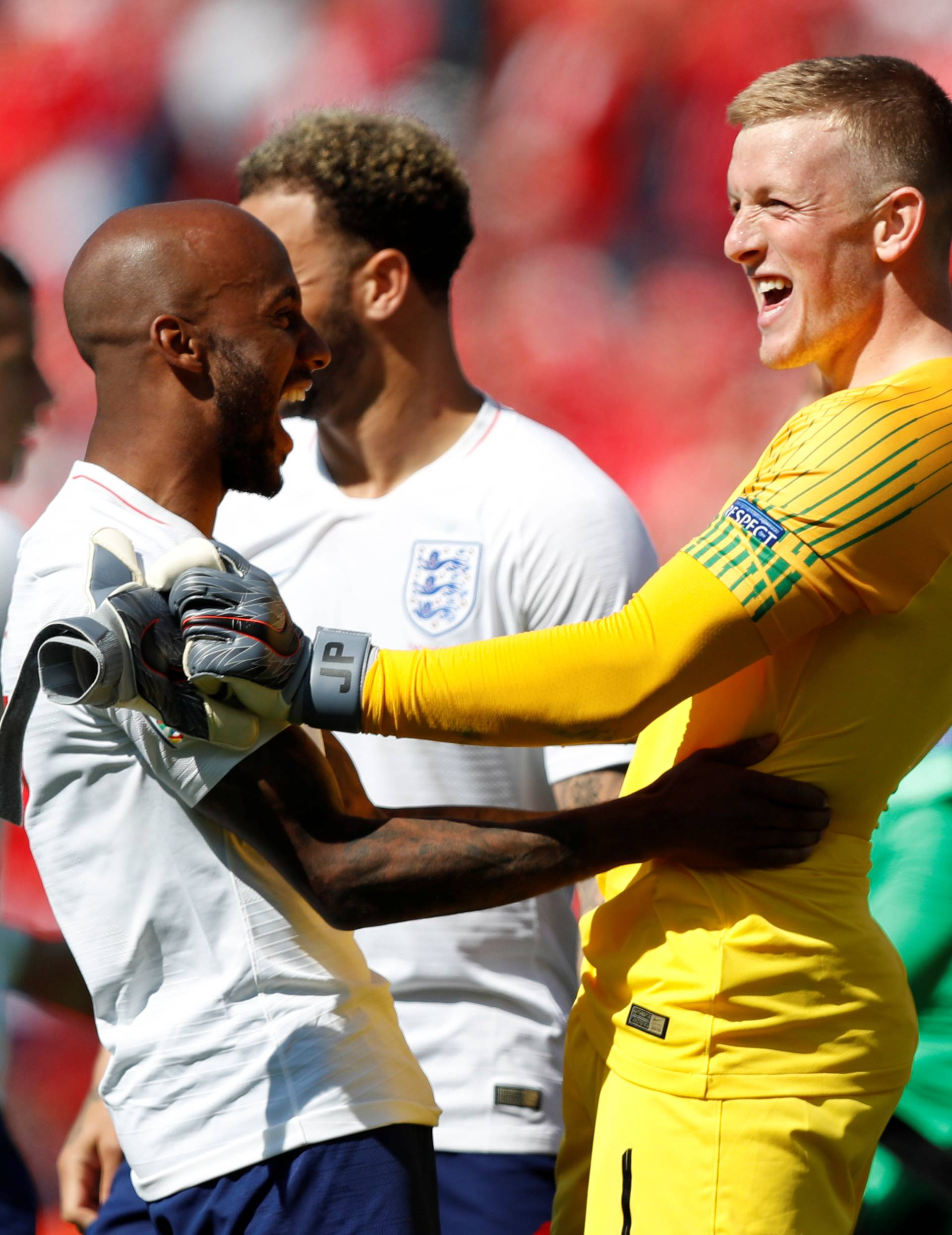 UEFA Nations League - Third Place Play Off - Switzerland v England