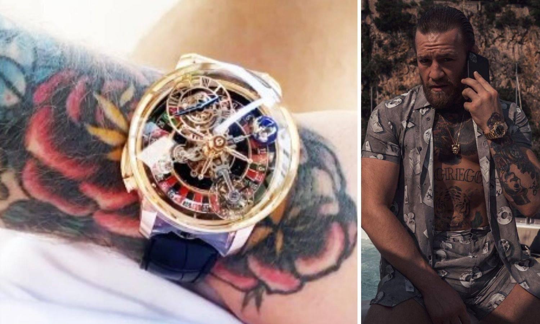 'Simbolični' rođendanski poklon za Conora: Sat od 550.000 eura