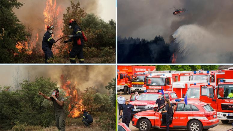 Vatra progutala 10 posto šuma i potjerala 60 tisuća ljudi: 'Ovo nismo vidjeli u 40 godina'