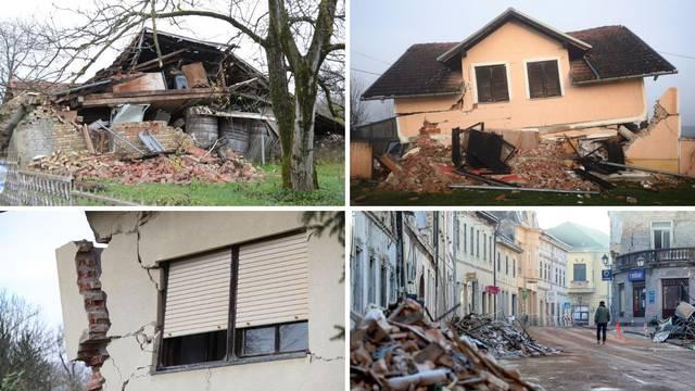 DORH pokrenuo izvide: Je li bilo kriminalnih radnji pri obnovi kuća kod Petrinje i Siska?!