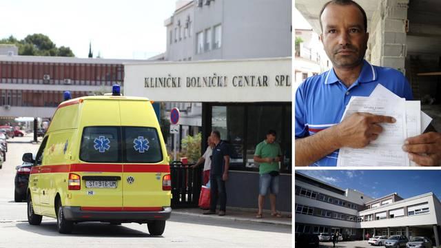 Nije im prvi put: U KBC-u Split zamijenili su i mrtvorođenčad